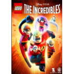 Warner Bros LEGO Incredibles Videospiel PC Standard