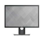 "DELL P2217 LED display 55,9 cm (22"") 1680 x 1050 Pixels WSXGA+ LCD Zwart"
