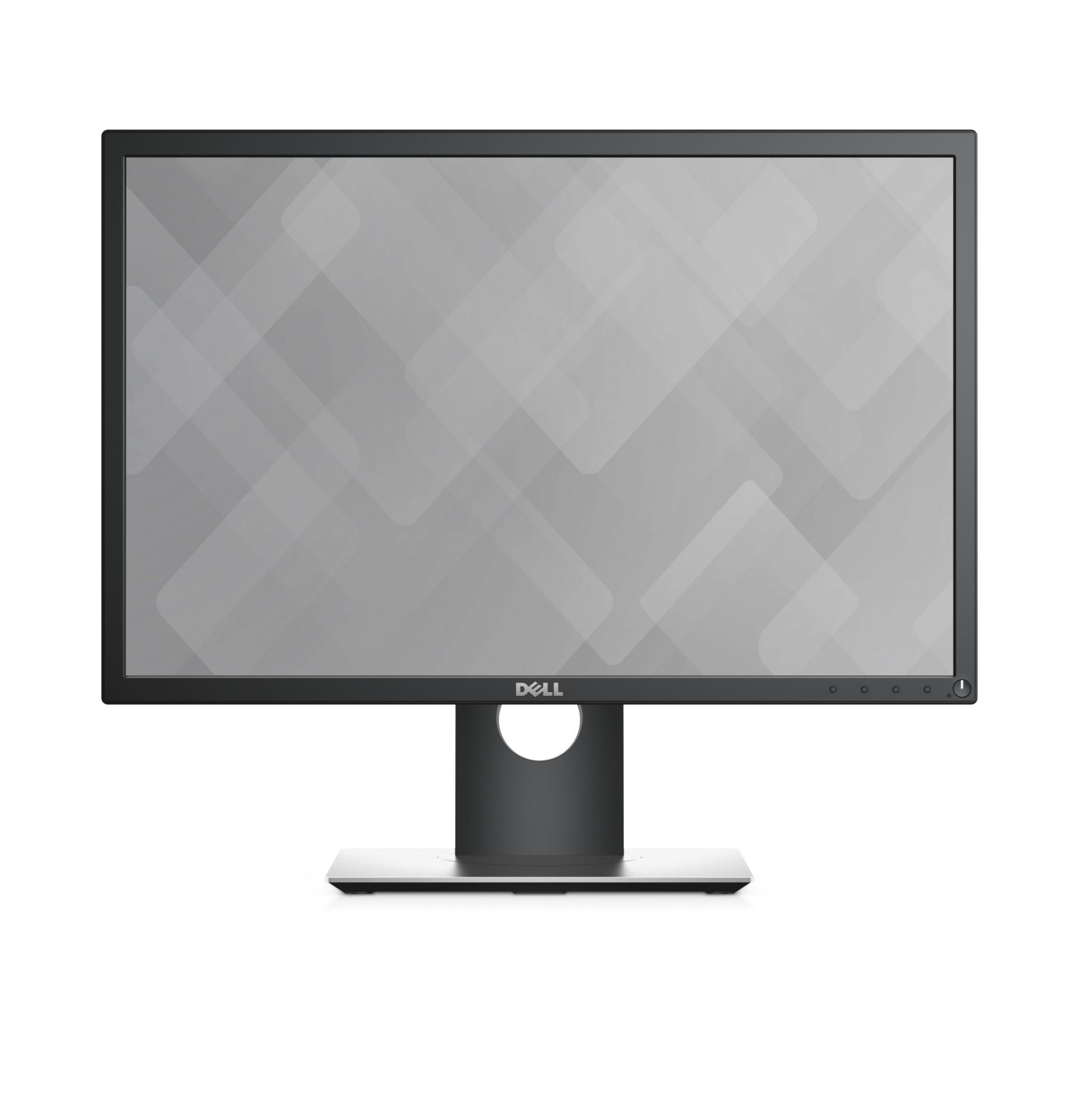 "DELL P2217 LED display 55.9 cm (22"") 1680 x 1050 pixels WSXGA+ LCD Black"