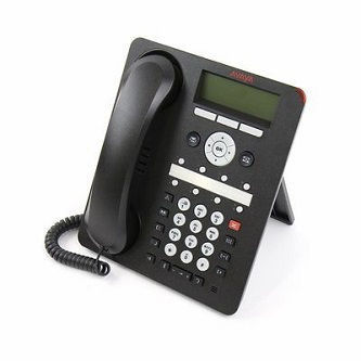 1408 Desk Phone Black**New Retail**