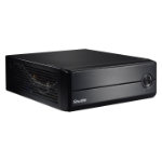Shuttle XH170V Intel H170 Black PC/workstation barebone
