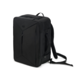 Dicota Dual Plus EDGE notebook case Backpack Black D31715