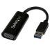 StarTech.com Adaptador Gráfico Conversor USB 3.0 a VGA - Cable Convertidor Compacto de Vídeo - 1920x1200 / 1080p