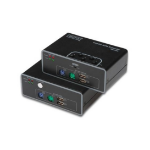 Digitus DS-51110 Black console extender