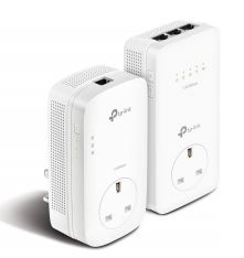 TP-LINK AV1300 Ethernet LAN Wi-Fi White 2 pc(s)