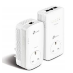TP-LINK AV1300 Ethernet LAN Wi-Fi White 2pc(s)
