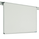Metroplan BR1006 Steel White magnetic board