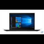 """Lenovo ThinkPad T490s Black Notebook 14"""" 1920 x 1080 pixels 8th gen Intel® Core™ i5 i5-8365U 8 GB DDR4-SDRAM 256 GB SSD Windows 10 Pro"""