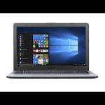 """ASUS VivoBook 15 X542UA-GQ116R Grey Notebook 39.6 cm (15.6"""") 1366 x 768 pixels 2.50 GHz 7th gen Intel® Core™ i5 i5-7200U"""