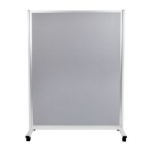 ESSELTE MOBILE DISPLAY 150H X 120W CM GREY