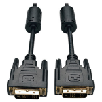 Tripp Lite DVI Single Link Cable, Digital TMDS Monitor Cable (DVI-D M/M), 30.5 m (100-ft.) DVI cable