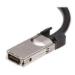 Hewlett Packard Enterprise 487649-B21 5m Black networking cable