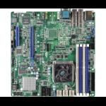 Asrock D1541D4U-2O8R server/workstation motherboard Micro ATX