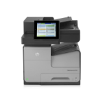 HP OfficeJet Enterprise Color Flow MFP X585zm Inkjet A4 Grey