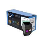Click, Save & Print Remanufactured Lexmark C540H1MG Magenta Toner Cartridge