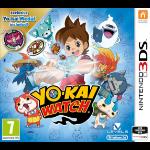 Nintendo Yo-kai Watch + medal, 3DS Basic Nintendo 3DS video game