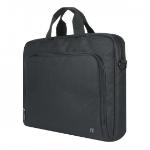 "Mobilis 003045 notebook case 40.6 cm (16"") Briefcase Black"
