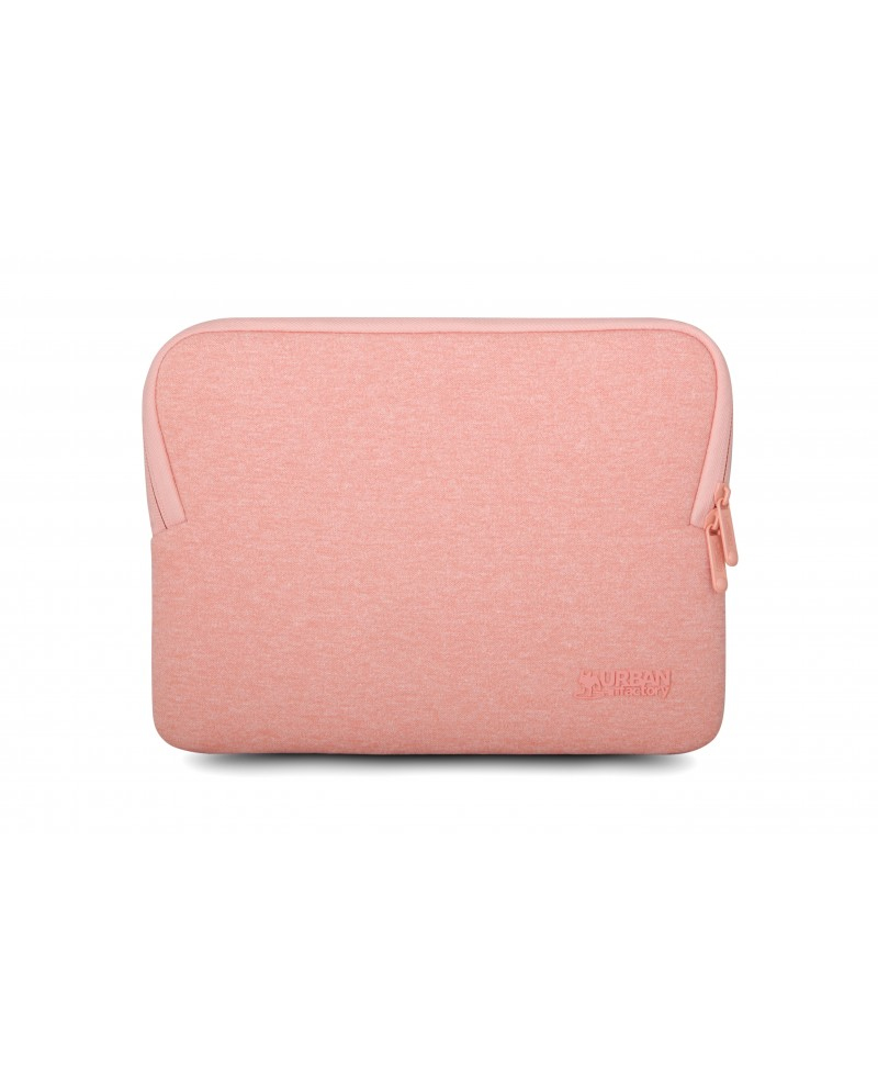 "Urban Factory MSM33UF maletines para portátil 38,1 cm (15"") Funda Rosa"