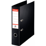 Esselte 811370 Black ring binder
