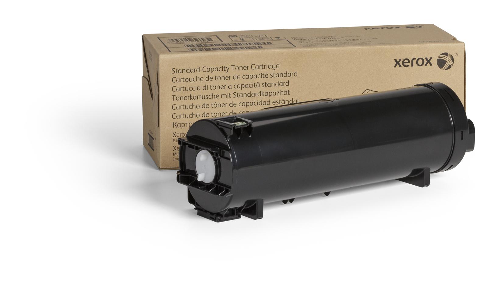 Xerox VersaLink B600/B605/B610/B615 Cartucho de tóner NEGRO de capacidad estándar (10 300 páginas)