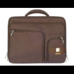"Urban Factory Moda Laptop Bag 13.3/14.1"" Black MDC04UF"