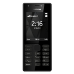 "Nokia 216 6.1 cm (2.4"") 82.6 g Black Feature phone"