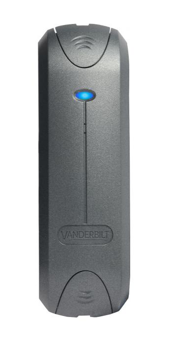 Vanderbilt MF1030E access control reader Basic access control reader Grey