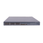 Hewlett Packard Enterprise 5120 24G PoE+ (370W) SI Managed L2 Gigabit Ethernet (10/100/1000) Power over Ethernet (PoE) 1U Grey