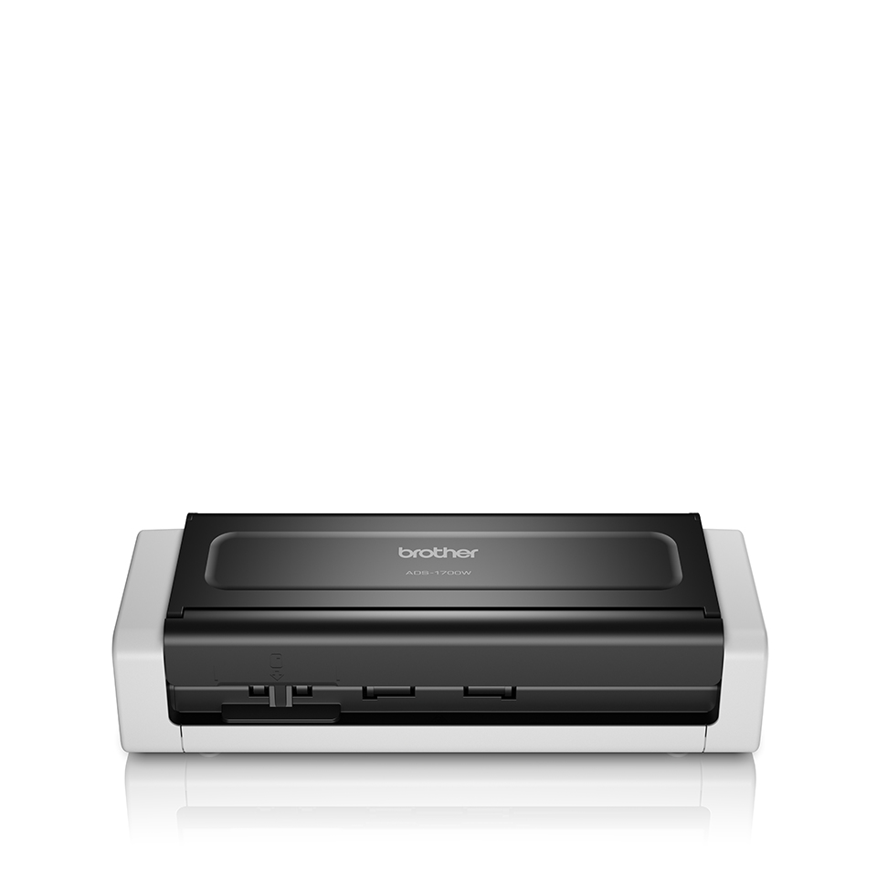 Brother ADS-1700W scanner 600 x 600 DPI ADF-scanner Zwart, Wit A4