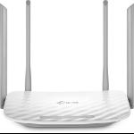 TP-LINK Archer C50 V1 draadloze router Dual-band (2.4 GHz / 5 GHz) Fast Ethernet Zwart