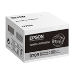 Epson C13S050709 (0709) Toner black, 2.5K pages