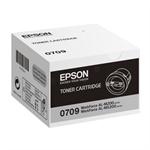 Epson C13S050709 (0709) Toner black, 2.5K pages