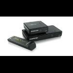 iogear GW3DHDKIT AV transmitter & receiver Black AV extender