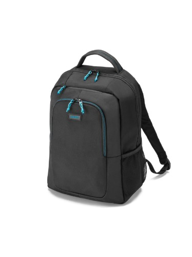Dicota Spin backpack Black, Blue Polyester