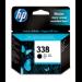 HP Cartucho de tinta original 338 negro