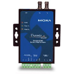 Moxa TCF-142-S-SC-T serial converter/repeater/isolator RS-232/422/485 Fiber (SC)