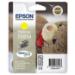 Epson Teddybear Cartucho T0614 amarillo