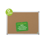 BI-Office DD Bi-Office Earth-It Maya Cork Notice Board 180x120cm
