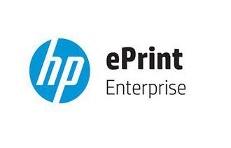 HP ePrint Enterprise Channel Single Server 100 User E-LTU