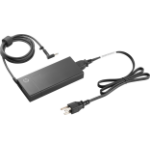 HP 150W Slim Smart power adapter/inverter Indoor Schwarz
