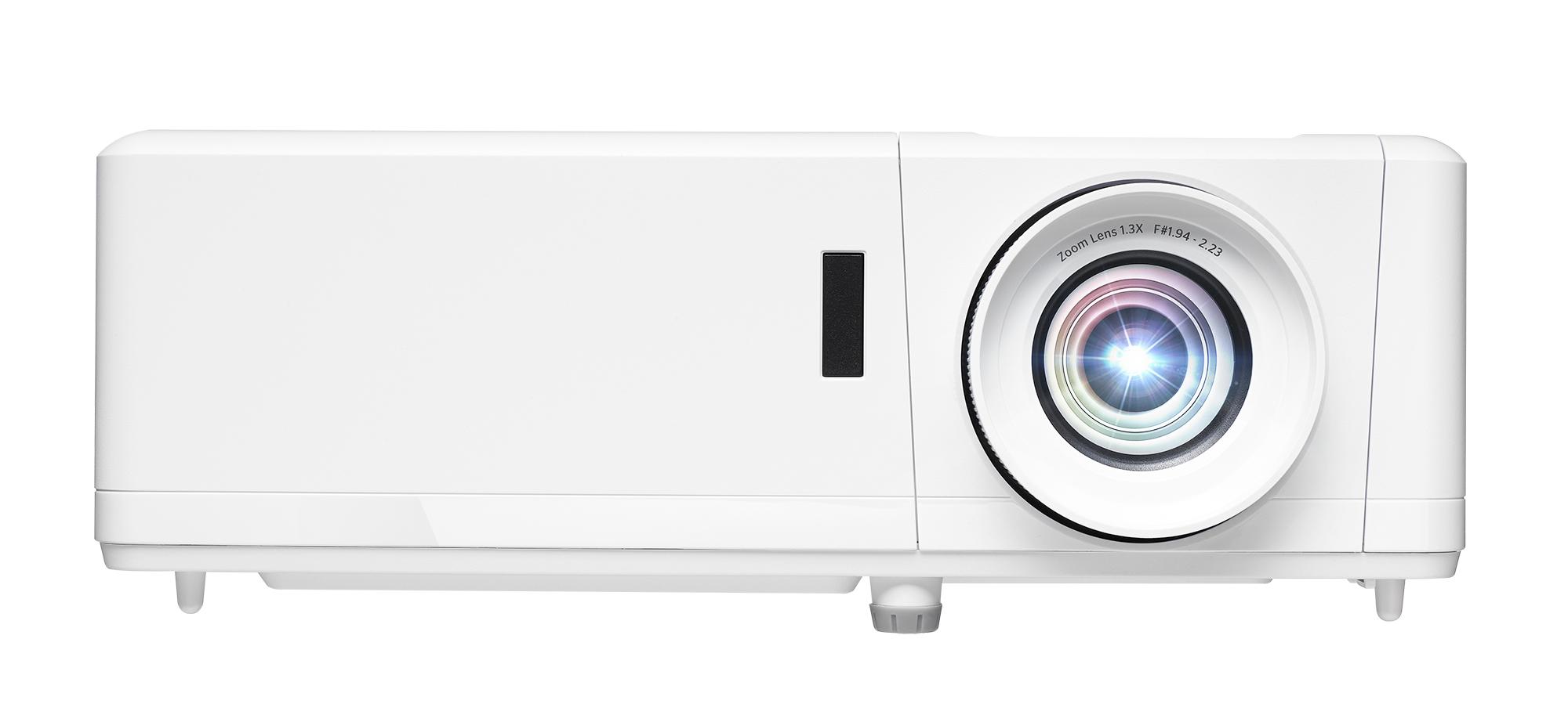 Optoma ZH403 videoproyector 4000 lúmenes ANSI DLP 1080p (1920x1080) 3D Proyector para escritorio Blanco