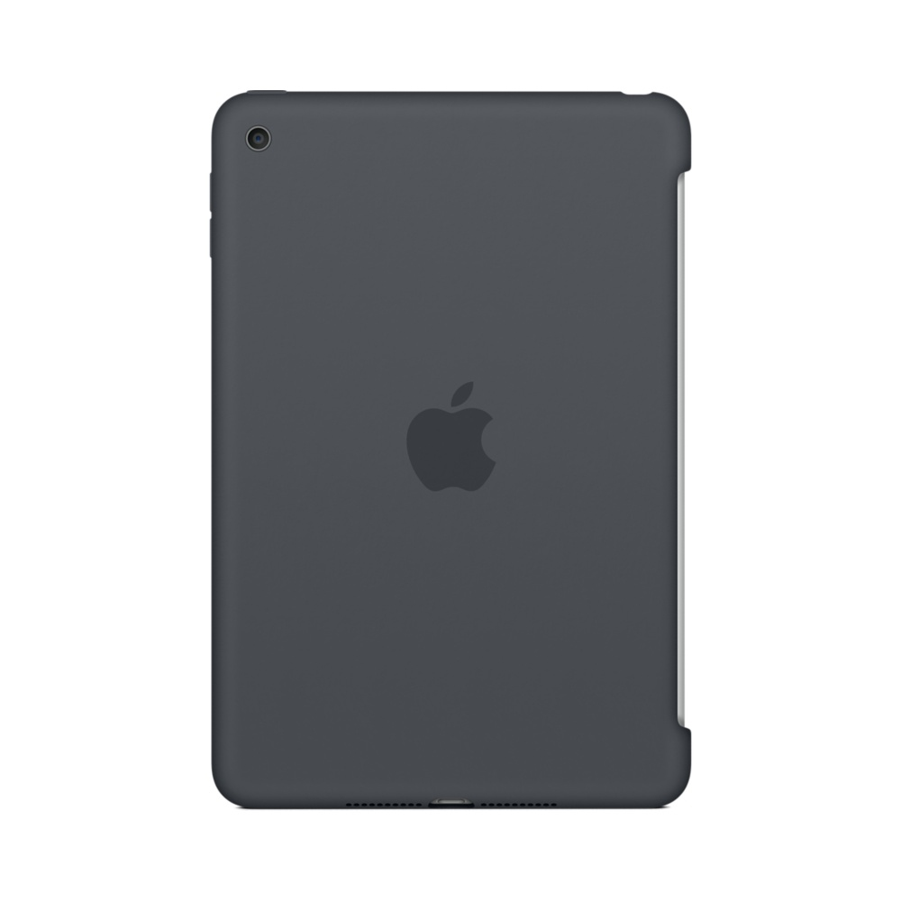 Apple iPad mini 4 Silicone Case - Charcoal Gray