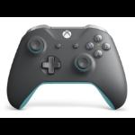 Microsoft WL3-00106 Gaming Controller Blue, Grey Bluetooth Gamepad Analogue / Digital PC, Xbox One
