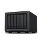 Synology DiskStation DS620SLIM data-opslag-server J3355 Ethernet LAN Desktop Zwart NAS