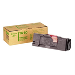 KYOCERA 37027060 (TK-60) Toner black, 20K pages @ 5percent coverage