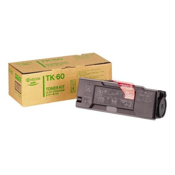 KYOCERA 37027060 TK-60 Toner black, 20K pages @ 5 coverage