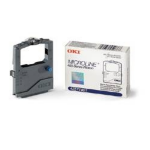 OKI Black Ribbon Cartridge - 7.5 Million Characters