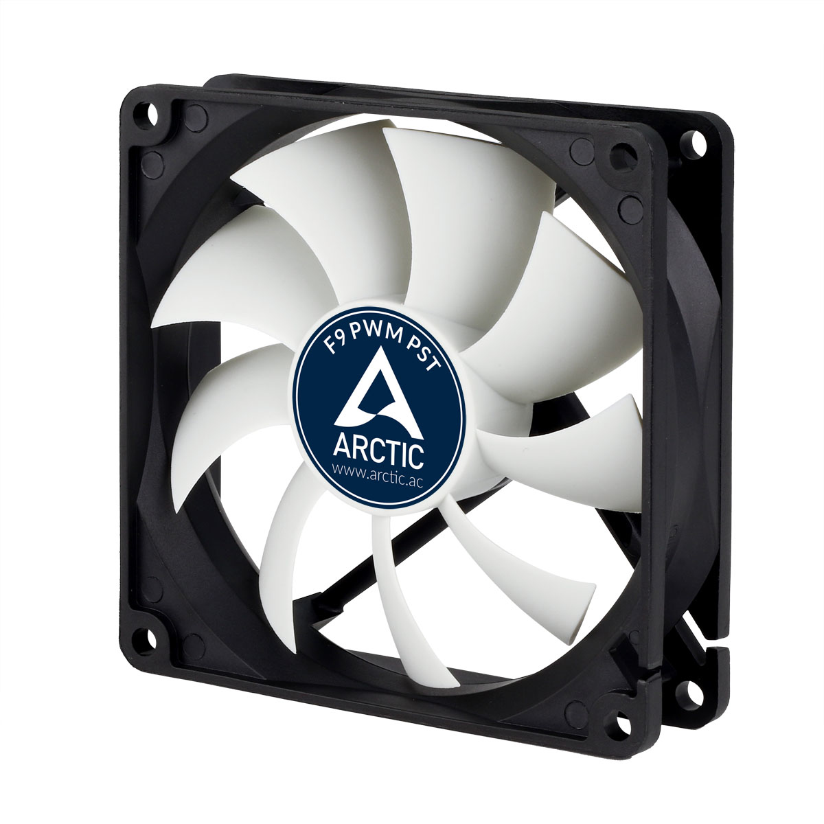 ARCTIC F9 PWM PST 4-Pin PWM fan with standard case