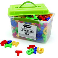 SHOWME TUB 286 MAGNETIC UPPRCASE LETTERS
