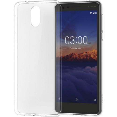 "Nokia 1A21T5W00VA mobile phone case 13.2 cm (5.2"") Cover Transparent"